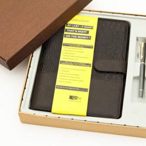 bộ quà tặng bút và sổ tay