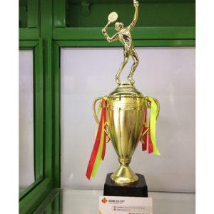 cúp vô địch giải cầu lông