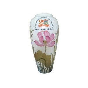 lọ hoa gốm sứ HG001