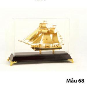 Biểu trưng thuyền M68 - T21.5X14