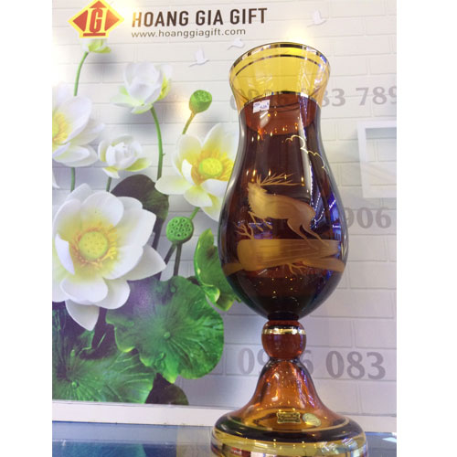 Lọ hoa pha lê HG2496(1)
