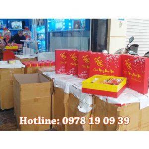 Đơn hàng hộp quà tặng HT001