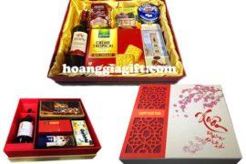 hộp quà tết rẻ đẹp tại Hải Phòng