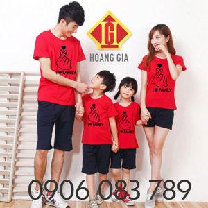 Quần áo gia đình