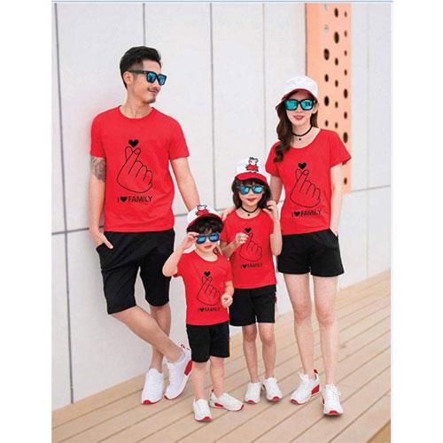 Quần áo gia đình1