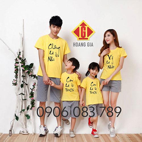 Quần áo gia đình3