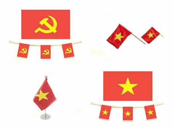 Bán cờ tổ quốc tại Hải Phòng