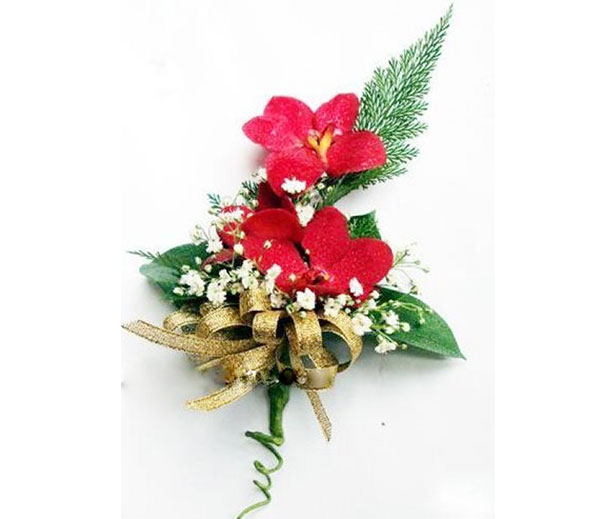 Bán hoa cài áo đại biểu đẹp tại Hải Phòng