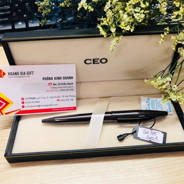 Bút ký CEO 785 hải phòng
